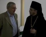 О.Нектарий и посол РФ<br>в Мексике, Валерий Морозов.