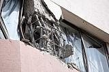 Повреждение конструкции жилого здания <br> после землетрясения 27 фев. 2010 г. в Чили.