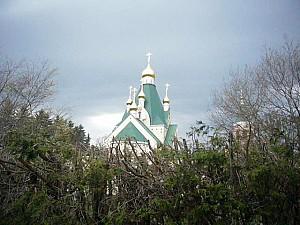 Вид Свято-Троицкого монастыря в Джорданвилле. <br>Фото: jordanville.org