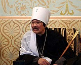 Даниил, Архиепископ Токийский <br/>Митрополит Японский.<br/>фото:pravoslavie.ru