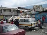 Спасательные работы в Гаити.