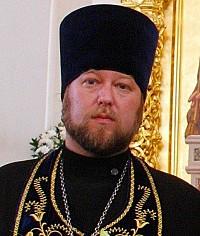 Иерей Александр Анчутин