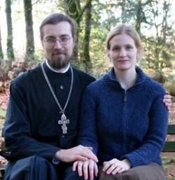 О.Сергий и матушка Елизавета Свешниковы
