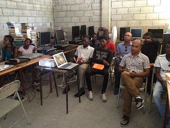 Благодаря Вашей помощи, члены Православной миссии в Гаити получили навыки, которые помогут им добиться финансовой независимости.
