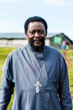 О.Христофор Валусимби. О-в Букаса, Уганда.