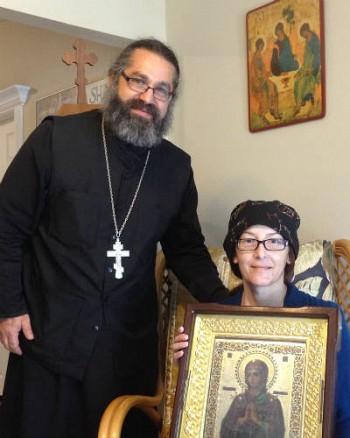 О.Димитрио и Матушка Ганна благодарны Вам за щедрую помощь!