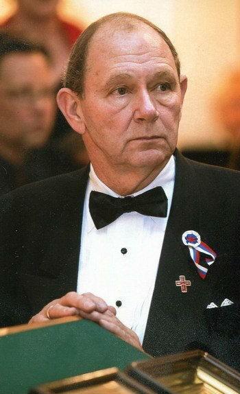 Князь В.К. Голицин.