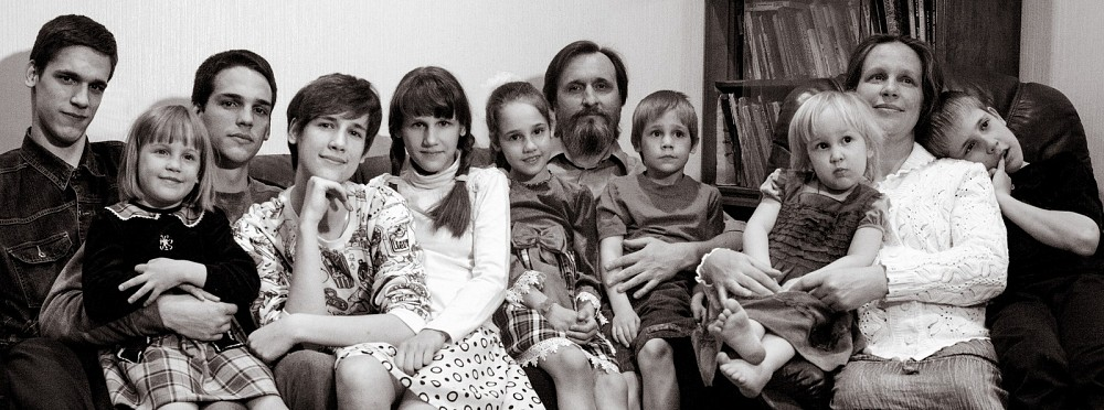 This is the family you helped survive during the pandemic in 2020.
